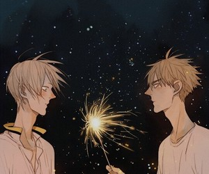 manwha, old xian, and 19 days image