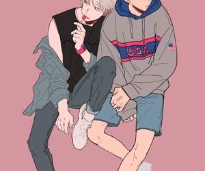 anime and boy image