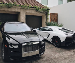 cars, expensive, and rich image