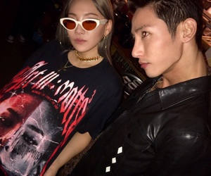 CL and 2ne1 image