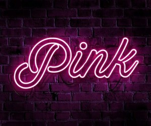 background, pink, and light image