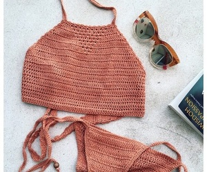 fashion, summer, and bikini image