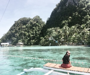 Philippines, summer, and island hopping image