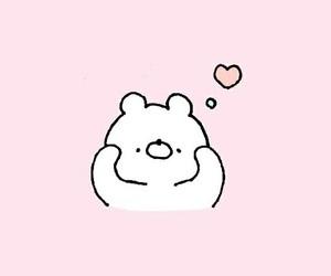 adorable, bear, and kawaii image