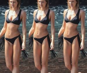 body, bikini, and mermaid image