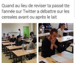 humour, tweet, and blague image