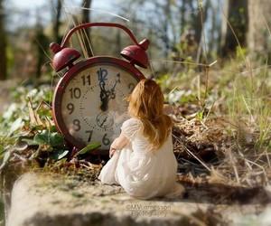 fantasy, clock, and Dream image
