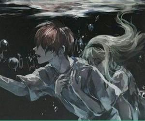 anime, arts, and sea image