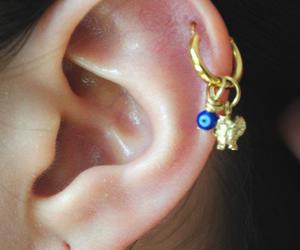 accesories, cool, and earings image