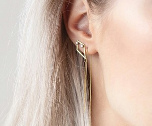 fashion, earrings, and accessories image