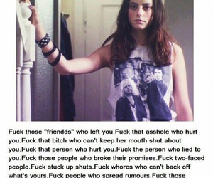 effy stonem, KAYA SCODELARIO, and quotes image