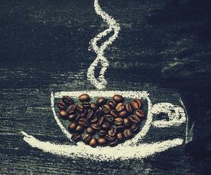 coffee, fun, and craft image