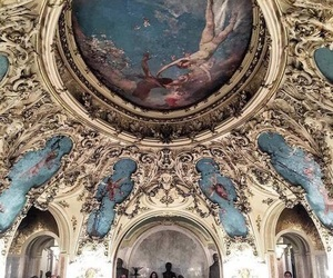 baroque, architecture, and art image