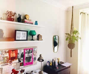 artsy, bedroom, and Collage image