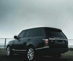 range rover and pure love image