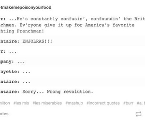 broadway, les miserables, and tumblr image