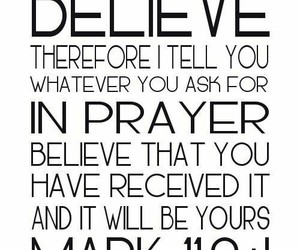 believe, bible, and live image