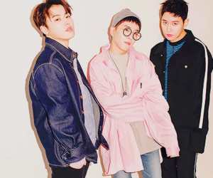 zico, p.o, and kyung image