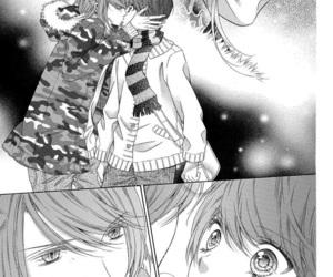 manga, monochrome, and manga kiss image