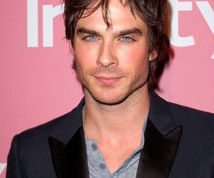 ian somerhalder and damon salvatore image