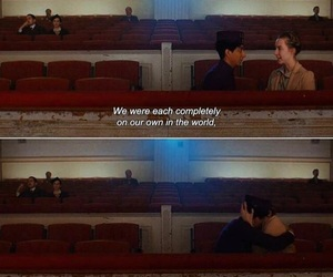 love, quotes, and wes anderson image
