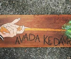 always, world, and avadakedavra image