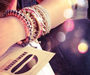accessories, arm candy, and bracelet image
