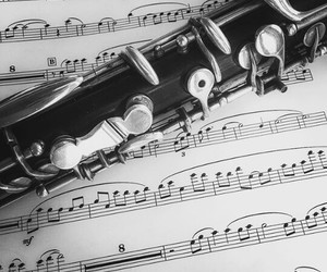 music, photographie, and hautbois image