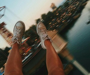indie, hipster, and shoes image