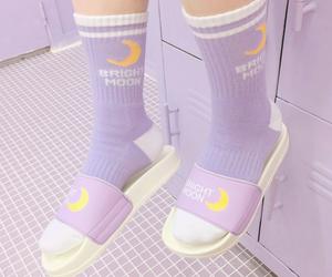 aesthetic, fashion, and feet image