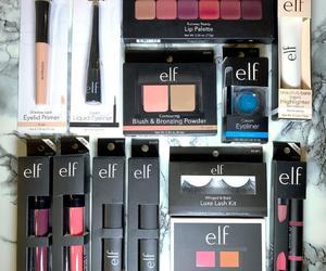 elf cosmetics, blush, and elf image