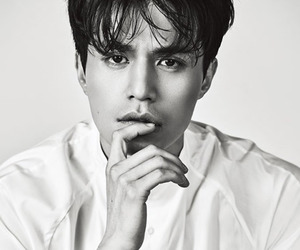 actor, lee dong wook, and korean image