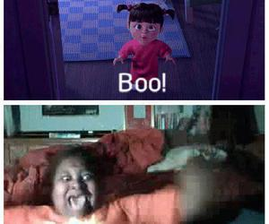 boo, smh, and funny image