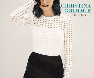 beautiful, singer, and christina grimmie image