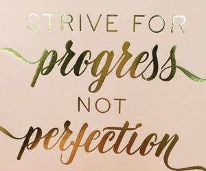 for, progress, and quotes image