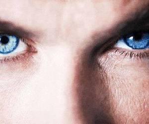 eyes, ian somerhalder, and damon salvatore image