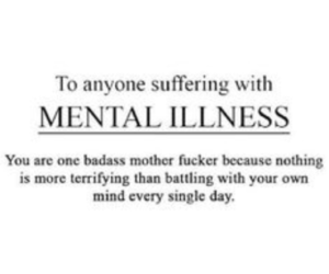 anxiety, depression, and mental illness image