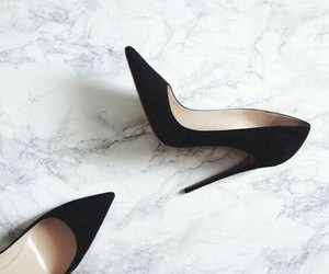 beauty, footwear, and trend image