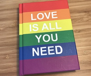 bi, trans, and love is love image