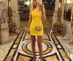 cool, dress, and Hot image