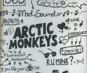 artic and monkeys image