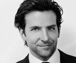 actor, black and white, and elegante image