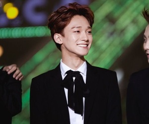 exo, Chen, and exo m image