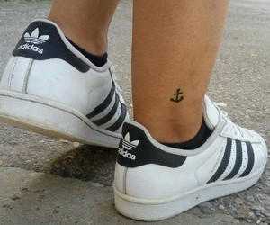 adidas tatoo image