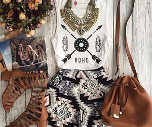 chic, summer, and style image