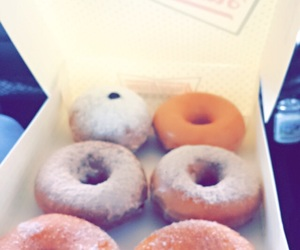 doughnuts, ready to go, and coffee dates image