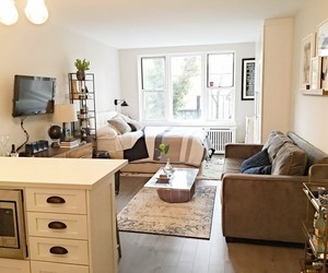 apartment, small, and studio image