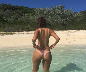 beach, booty, and cyber image
