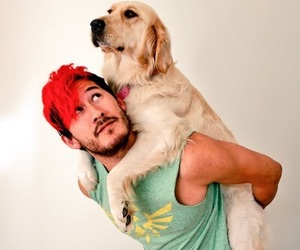 youtube, markiplier, and chica image