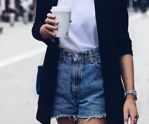 cool, jeans, and outfit image